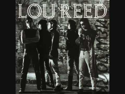 Lou Reed - Good Evening Mr. Waldheim - New York Album