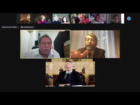 L'avenir du judaisme en Europe et en France avec le Grand Rabbin de France M Haïm KORSIA