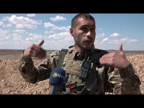 قيادي في مجلس تل تمر العسكري: قواتنا جاهزة لحماية شعبنا