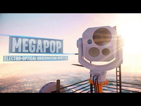 MegaPOP - Ultra-Long Range Multi Spectral EO System