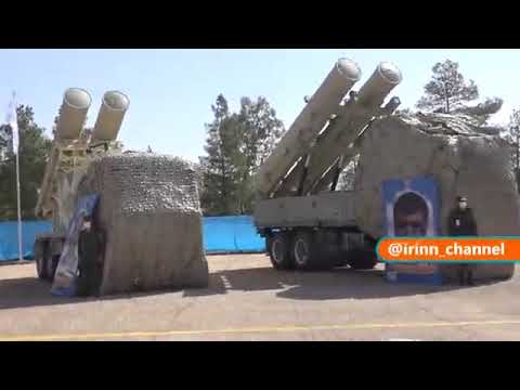 New Iranian undeground missile base and equipment of the IRGC Navy