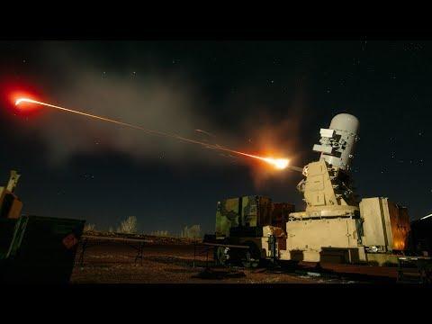 C-RAM - Counter Rocket, Artillery and Mortar System [Testing & Training]