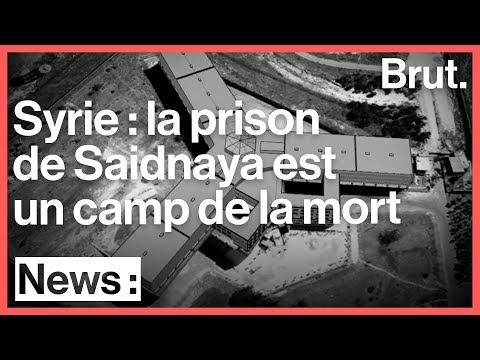 Dans la prison syrienne de Saidnaya