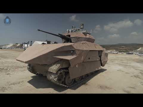 CARMEL - Future Combat Vehicle Demonstration day