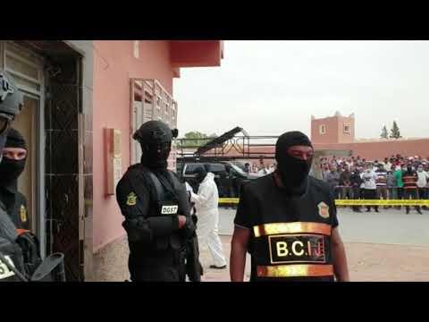 Errachidia démantèlement d'une cellule terroriste affiliée à Daech