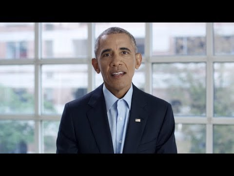 President Obama Announces The Obama Foundation Summit